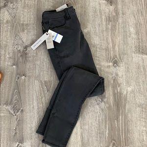 Brand new Calvin Klein black skinny jeans 25